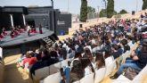 Mas de tres mil alumnos disfrutaran del XXII Festival de Teatro Grecolatino que tendra lugar los dias 29 y 30 de marzo en el Auditorio Parque Torres