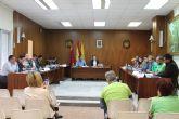 El pleno ha aprobado la moción Popular de impulsar y exigir a los Grupos Parlamentarios la aprobación de los Presupuestos Generales del Estado