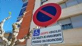 La Policía Local mantiene la campaña de control y vigilancia de los estacionamientos indebidos