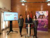 El Palacio de los Deportes acogerá el I-Open Internacional de Gimnasia Rítmica y Estética de Grupo 'Ciudad de Murcia
