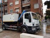 El Ayuntamiento de Alcantarilla licitará un nuevo contrato de limpieza y recogida de basura