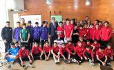 El campo de fútbol de La Alberca escenario este sábado de la celebración del I Torneo de Fútbol contra el bullying y el acoso escolar