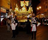 Las procesiones de Las Promesas y El Prendimiento muestran todo el sentir de la Semana Santa Pinatarense