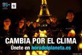 Cartagena se suma a La Hora del Planeta