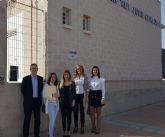Las empresas ya pueden presentar ofertas para ejecutar las obras del colegio Rey Juan Carlos I de La Unión