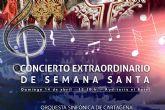 El Batel acogerá el concierto extraordinario de Semana Santa de la Orquesta Sinfónica de Cartagena