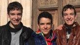 Tres alumnos del IES Juan de la Cierva y Codorniú de Totana participaron en la Olimpiada de Física de la Región de Murcia con gran éxito