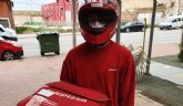 Telepizza Totana recuerda que se sigue activo el servicio a domicilio