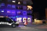 La Policía Local de Archena homenajea con una caravana musical por las calles a los más pequeños de la casa
