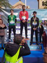 Pedro Conesa, entre los nominados a Mejor Atleta Sub20 del pasado ano
