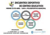 Todo preparado para los 'III Encuentros Deportivos de Centros Educativos' de Las Torres de Cotillas