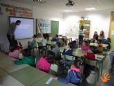 Los estudiantes Erasmus de la UPCT realizan actividades sociales en Cartagena