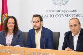 Las bandas de música de Cartagena tocarán al mismo compás en el Batel