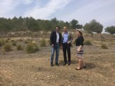 La Consejería de Agricultura llevará a cabo un plan experimental de adaptación al cambio climático en zonas forestales de Mazarrón