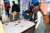 La XVIII edición del Foro de Empleo abre a los universitarios las perspectivas para encontrar su primer trabajo