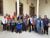 El Palacio de San Esteban, sede del Gobierno regional, abre sus puertas a la Fiesta de los Mayos