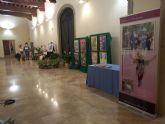 Inaugurada la exposici�n sobre Los Mayos en el Palacio de San Esteban
