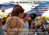 Biodanza con Familia el domingo 8 de mayo en Totana