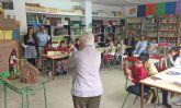 Nueva biblioteca en el colegio público José Martínez Tornel de Patiño