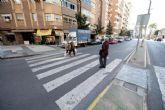 La Policía Local pone en marcha una campaña para mejorar la seguridad de los peatones