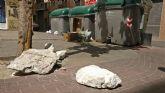 Ciudadanos advierte sobre el alarmante proceso de abandono y degradación que está sufriendo el barrio de San Antolín