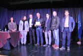 La ONG Azul en Acción recibe el Premio Solidaridad 2017 otorgado por el IES Mariano Baquero