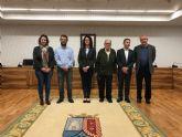 El Salón de Plenos del Ayuntamiento de Torre-Pacheco acoge la fase final de concurso 'Descubre tu comarca'