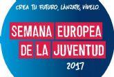 La Semana Europea de la Juventud animara a los jovenes a tener un papel activo en la sociedad