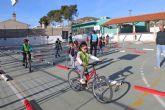 Los alumnos de Infantil y Primaria de Puerto Lumbreras pueden formarse en Educación Vial desde casa a través de la web municipal