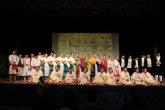 Coros y Danzas Virgen del Rosario renuncia a la subvenci�n del Ayuntamiento para destinar el dinero al plan de contingencia