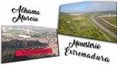 Alhama y Monesterio, dos pueblos unidos por la iniciativa musical de una vecina
