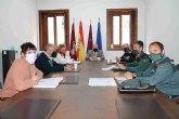 Reunión de la Junta Local de Seguridad de Cieza