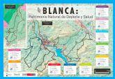 Presentadas las rutas de Blanca, Patrimonio Natural de Deporte y Salud