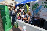 FAPA Pinatar colabora con la campaña solidaria 'Vidriosueño, luchando por un sueño'