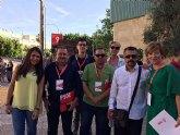 Delegados de la Agrupación de Totana asisten al Congreso Extraordinario del PSOE