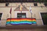 El Ayuntamiento de Totana se suma a las reivindicaciones del colectivo LGTB