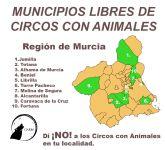 Fortuna se suma a la creciente lista de municipios 'Libres de circos con animales'