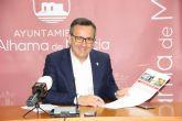 El pleno debate las fases para la construcci�n de un espacio termal en Alhama de Murcia