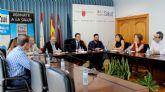 Lorquí acoge la presentación comarcal de la Escuela de la Salud de la Región de Murcia dentro de su IV Semana Saludable