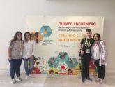 San Javier participaron en el V Encuentro Estatal de Consejos de Participación Infantil y Adolescente celebrado en Oviedo
