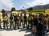 La Comunidad activa desde este viernes a 516 personas al d�a para luchar contra los incendios forestales