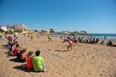 Este s�bado vuelve a Bah�a la liga de v�ley playa (Beach Volley League)
