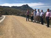 La Comunidad acondiciona un camino rural en Ojós para preservar la huerta tradicional y recuperar el paisaje