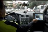 La Policía Local inicia una campaña de control de la circulación de vehículos en el Casco Histórico