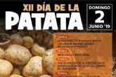 La Puebla celebra este domingo la XII edición de su Día de la Patata