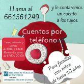 Las bibliotecas de San Javier incrementan su actividad a través de las redes sociales