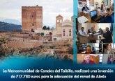 La Mancomunidad de los Canales del Taibilla invertirá 717.780 euros en el ramal de Aledo