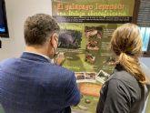 El Centro de Visitantes de La Contraparada acoge a partir de este sábado una exposición sobre galápagos autóctonos