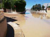 La AAVV del Mojón reclama medidas ante las inundaciones