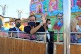 La alcaldesa de Archena da el pistoletazo de salida a las fiestas patronales